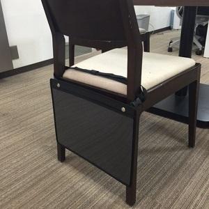 POP入れ本体・椅子カバー・ベルト